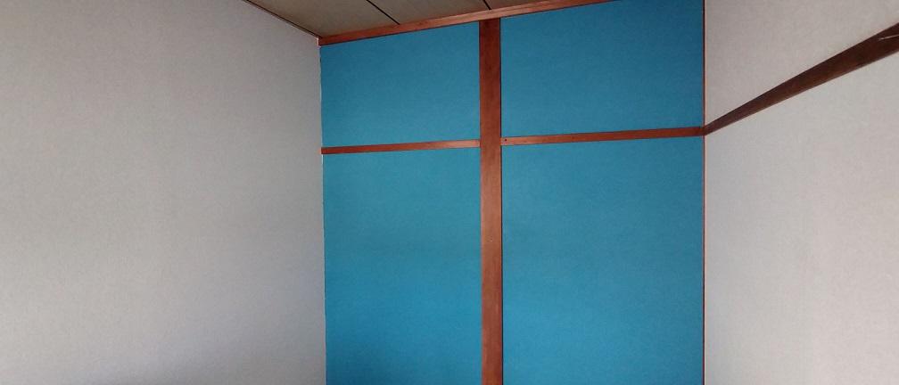 壁にミルクペイントを塗ってみたよ。DIY初心者!塗ってみたら最高級!